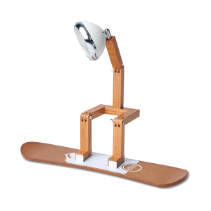 Snowboard Table Stand